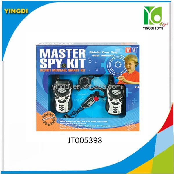 Schema Elettrico Walkie Talkie : Maestro spia kit per i bambini walkie talkie giocattolo