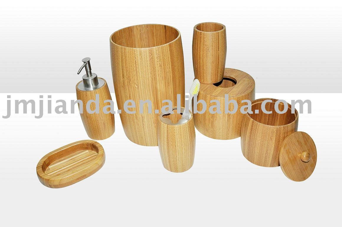 Bambou Salle De Bains Accessoires - Buy Product on Alibaba.com
