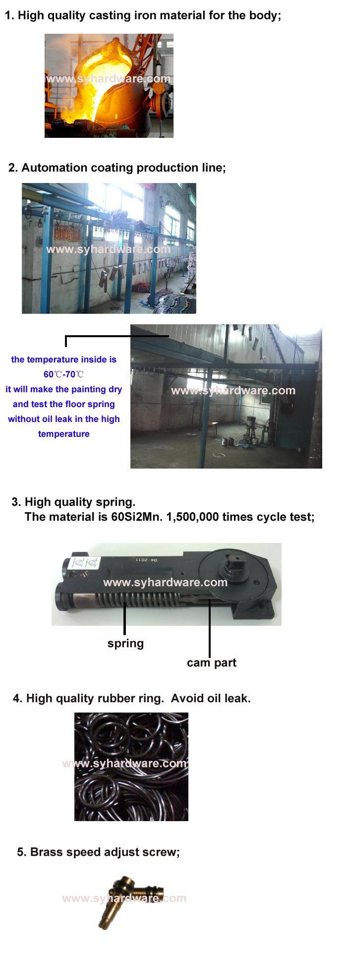 FULAISI special model floor spring pivot door hinge heavy duty 49  sc 1 st  Gaoyao Shengye Metal Manufactory - Alibaba & FULAISI special model floor spring pivot door hinge heavy duty 49 ...