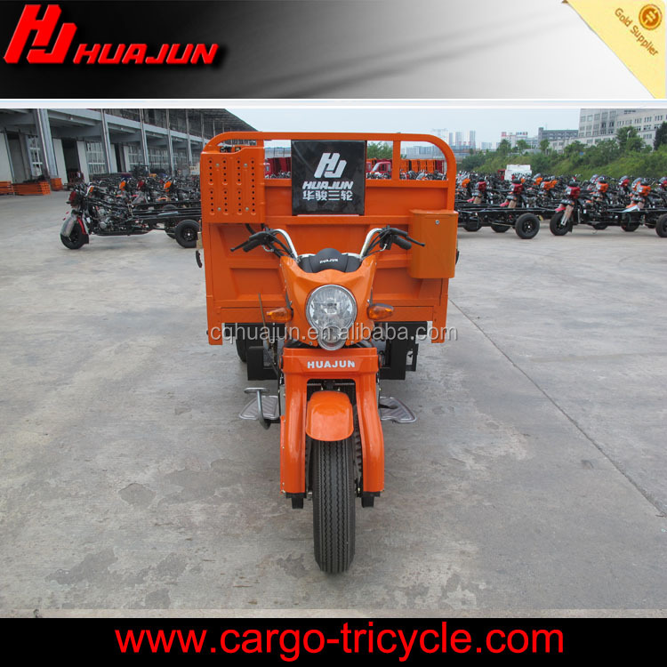 three wheel bicycle/truck cargo tricycle/pedal cargo tricycle