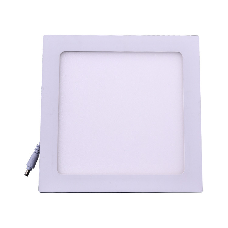 Hot selling SMD surface mounted 12W square led panel light housing