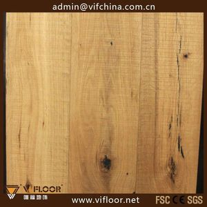 Washed Chestnut Timber Flooring