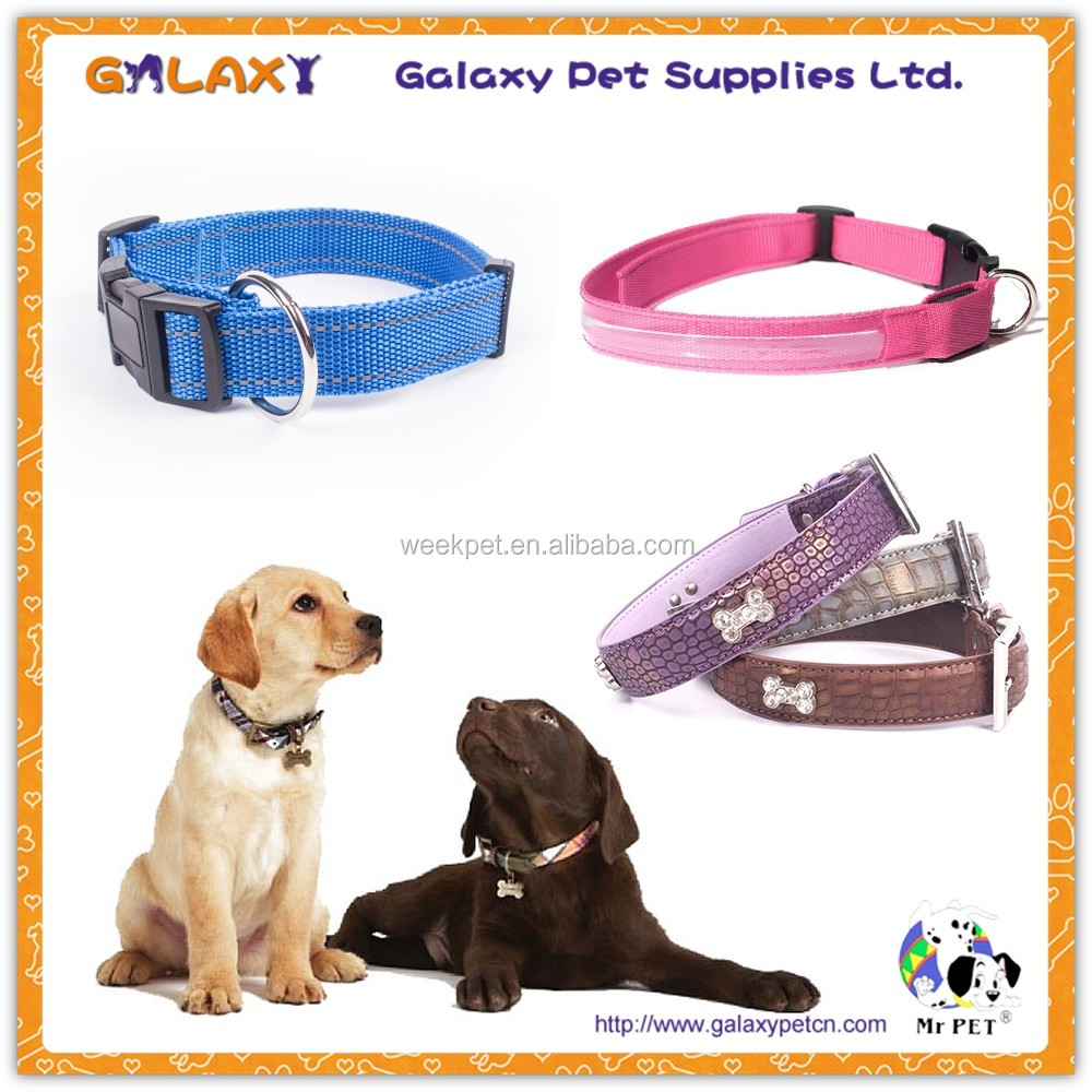 wholesale dog collar for puppy; bling rhinestone dog collar; inflatable dog collar