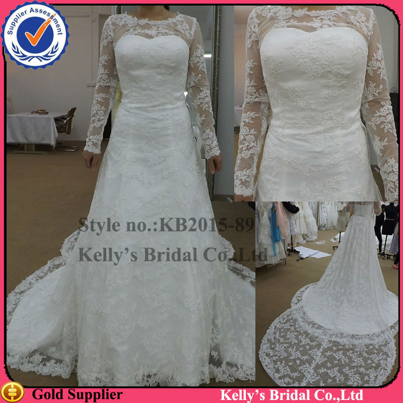 Princess Cut Wedding Dresses Lace Sleeves, Princess Cut Wedding ...