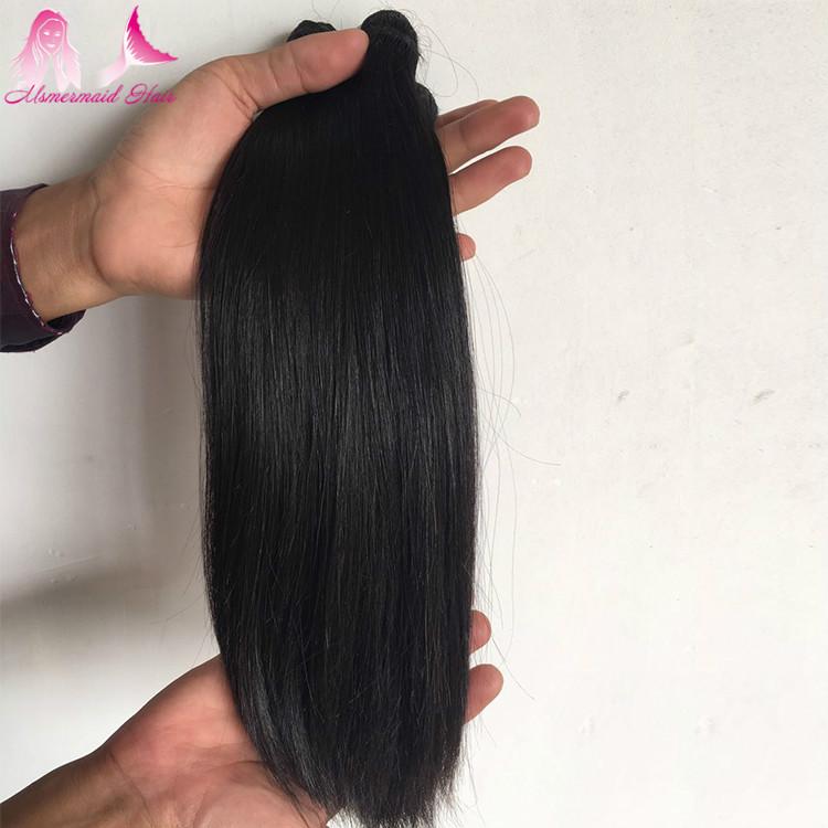 10a grade peruvian cuticle aligned hair virgin remy straight human hair weft фото