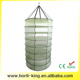 4,6,8 layer Hydroponic Drying Net Dry Rock