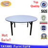 metal frame dining room plywood top luxury rectangle buffet folding banquet table in restaurant furniture