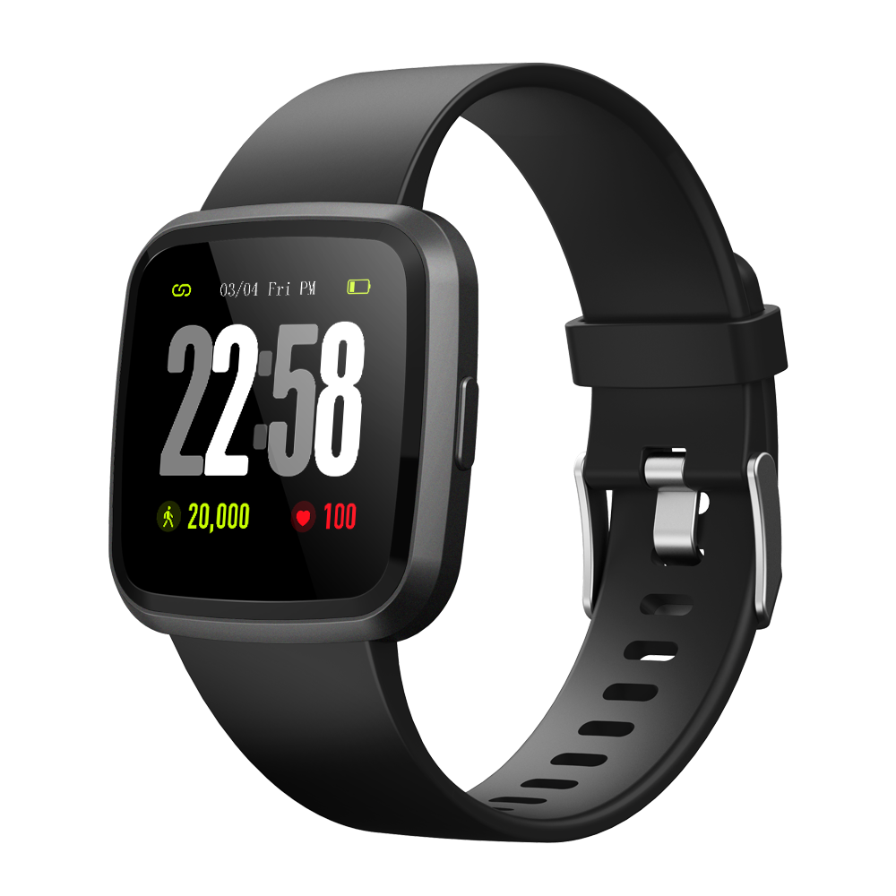 Bluetooth smartwatch blood pressure fitness watch with heart rate monitor , wholesale 2019 sport fitness bracelet in shenzhen фото