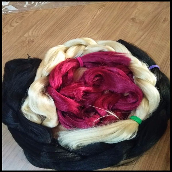 Jumbo Braiding Hair crochet Braids Synthetic Hair