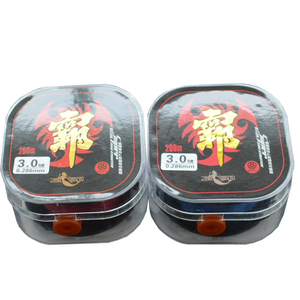 Top quality and hot sales 200m long Japan nylon monofilament climax fishing line