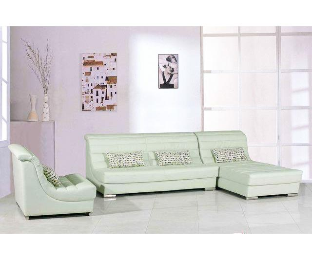 Green Leather Sofa In China Chinese Leather Sofa Set Buy Blue