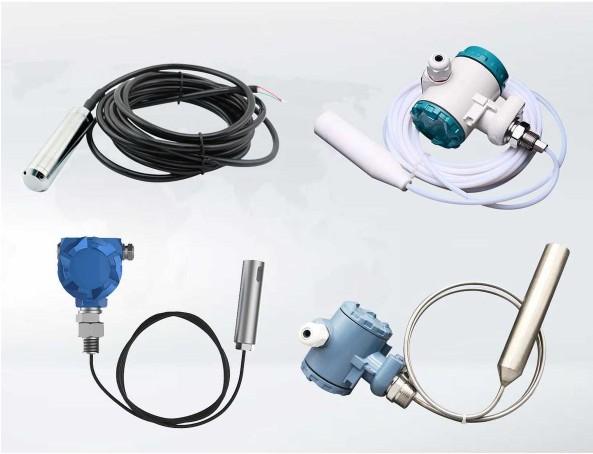 Rs485 hidrostatik yakıt seviye sensörü rs485 çamur seviye sensörü cetvel bant su seviyesi ölçer