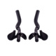 2019 new model TT relax handlebar foam grip aluminium carbon track handlebar road bike handlebar