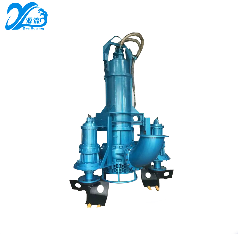 Best quality river sea submersible dredging sand pump for sale
