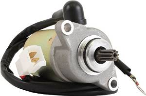 DB Electrical SMU0487 New Starter for Arctic Cat 50 90 Youth ATV 02-05, Aprilla Scarabeo 100 Scooter