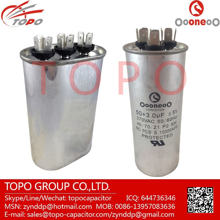 Motor Run Capacitor by manufacturer