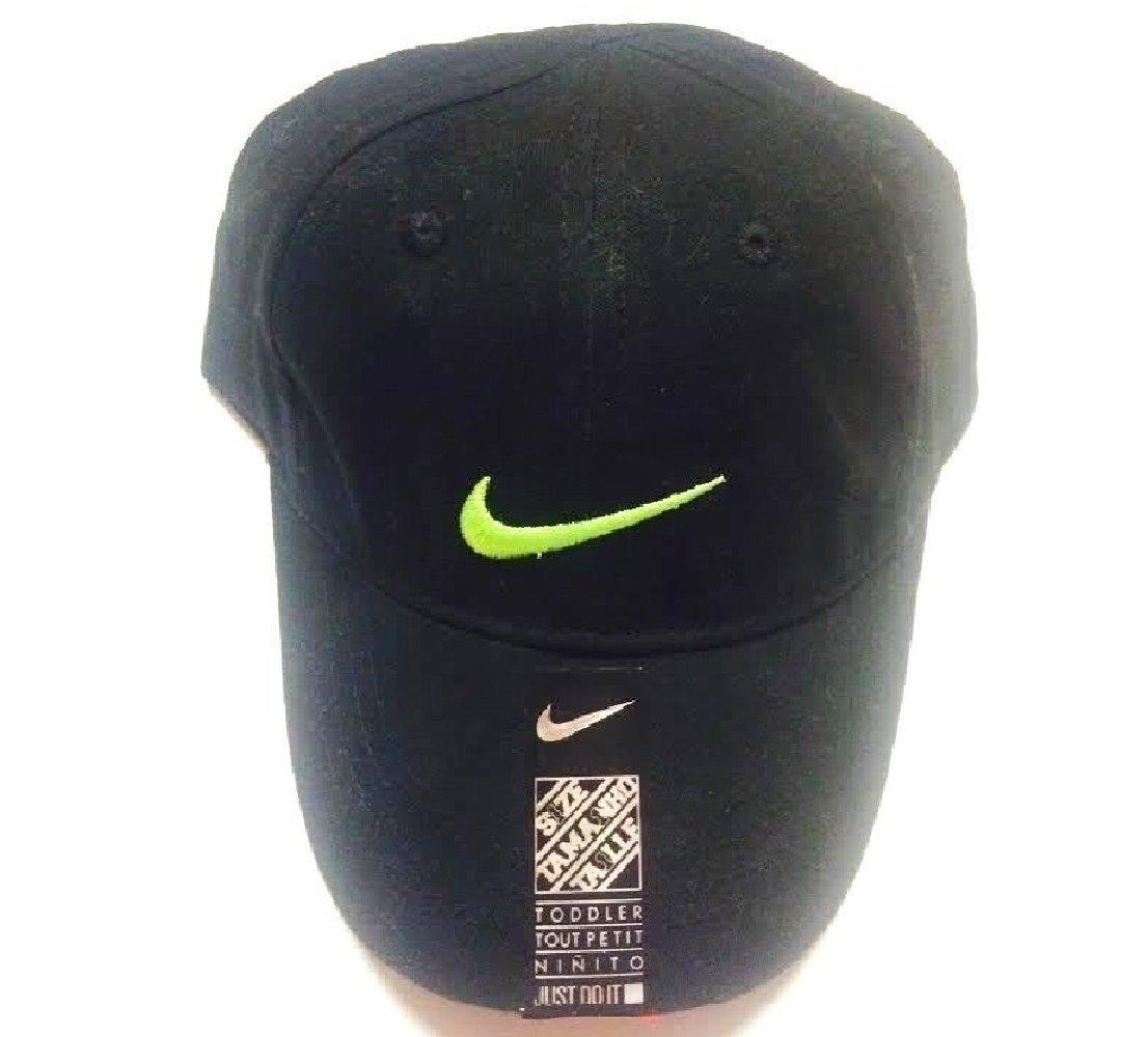 Buy NIKE SWOOSH Baseball Cap Hat Toddler Boys 4 7 (Adjustable ... 5924b994b93