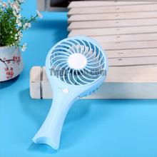 Brand New Portable Mini USB Fan, Candy Color Mute Mini Handled Fan