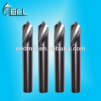 BFL - Tungsten Carbide 3mm Drill Bits for Fixed point for carbon steel /CNC precision toolings
