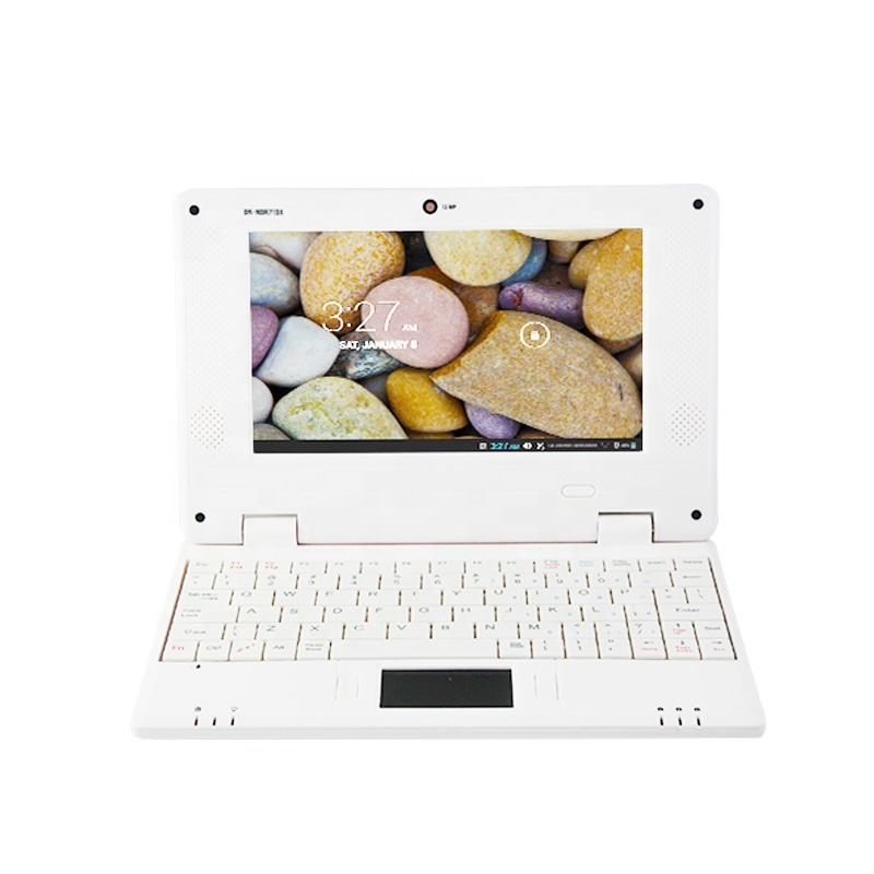 Cheap Colorful 7 inch android laptop for kids фото
