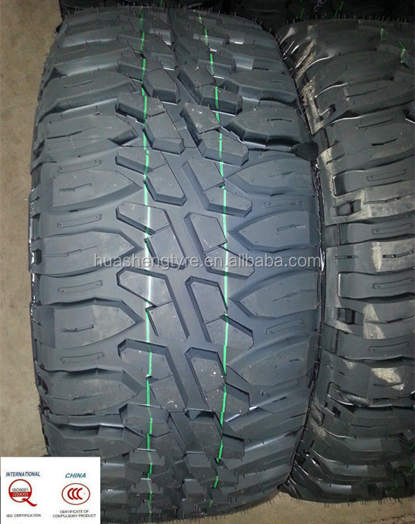 Off-road vehicles tire 33x12.5R20 LT