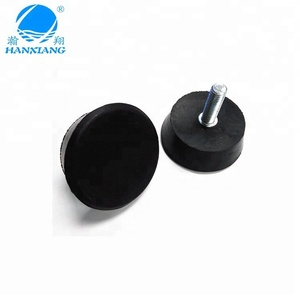 Environmental protection multifunctional high quality conductive rubber feet for chair