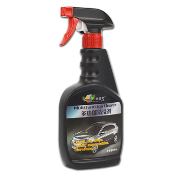 Eco-friendly Waterless Multifunction 500ML Car Care Car Cleaner