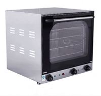 Multi-Functional 4 Trays Electric Combi Steam Oven, Steam Convection Oven For Sale