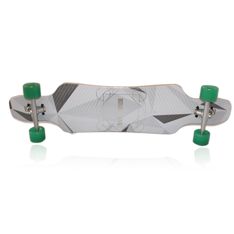 7 Ply Maple Kanada Longboard Freeride Lengkap