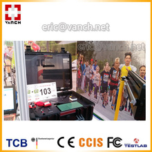 UHF RFID RACE TIMING SYSTEM WITH SOFTWARE