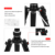 SHOOT S Size Lightweight Camera Tripod Stand With Monopod Ball head For camera video camcorder