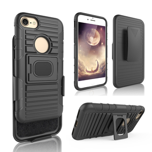 Private label military heavy duty defender phone case for iphone 8