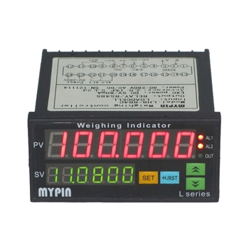 Weighing controller for batching scale LH86