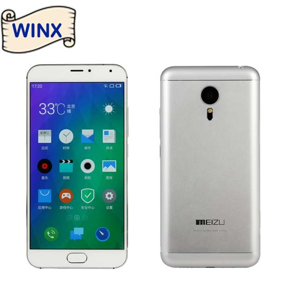 Meizu 5.5Inch MX5 mobile phone with Helio X10 Turbo RAM 3GB ROM 16/32GB on Winx seller