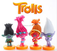 2017 New product factory made cheap trolls wholesale dreamworks for children toy