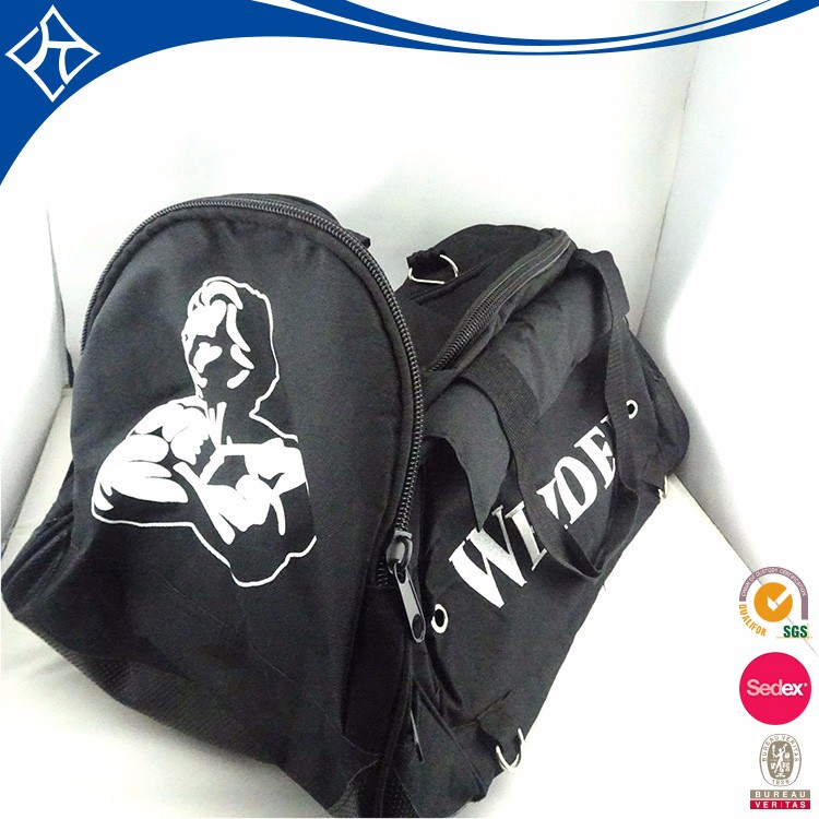 Logo Nylon Black Taobao Warmer Air Bag Travel