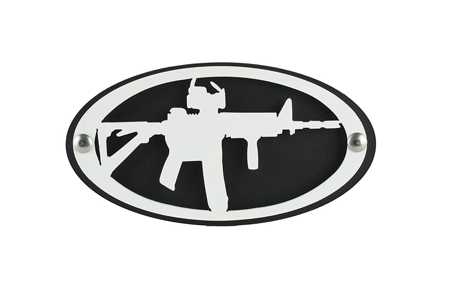 Get Quotations Ar 15 Hitch Cover Finish 2 Inch For Truckch