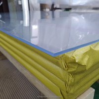 High Transparency 5mm Thickness Hard Plastic Transparent PVC Rigid Sheet Board For Panel