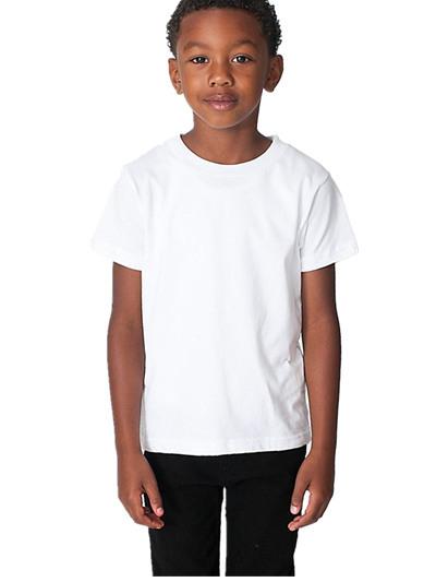 plain white shirt for kids