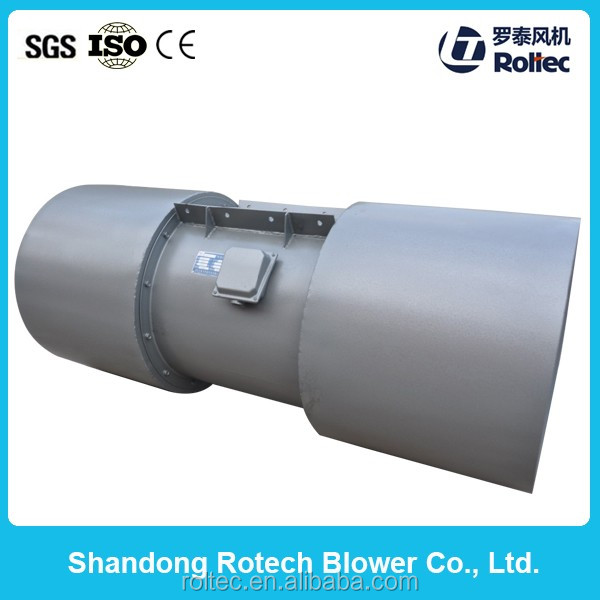 new design cheap silent jet fan for tunnel ventilator