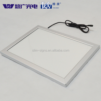 Wall mounted aluminum frame light box lumine light box adertising sign LED light box & Wall Mounted Aluminum Frame Light BoxLumine Light BoxAdertising ... Aboutintivar.Com