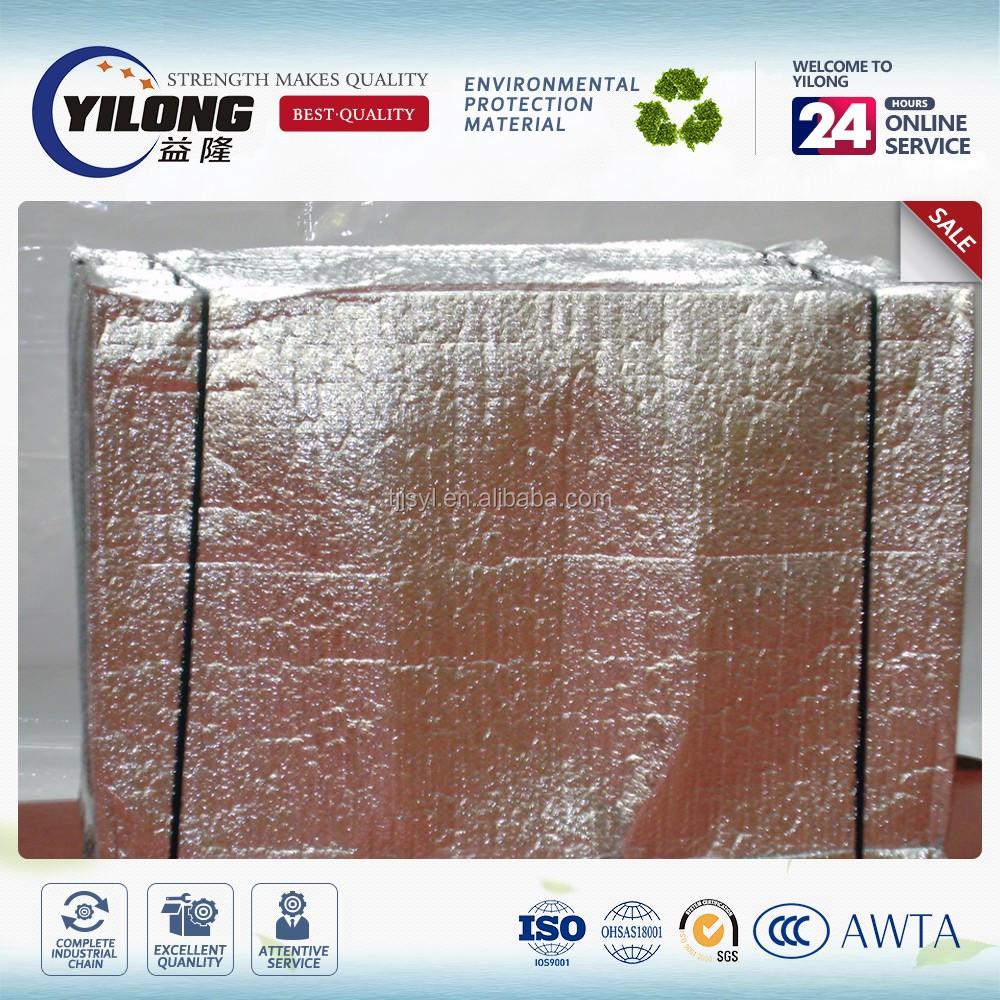 Aislamiento t rmico reflexivo papel de aluminio cubre para - Papel aislante termico ...