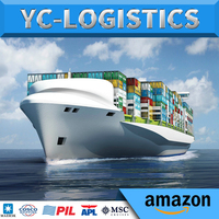ocean transport shipping rates from china to usa uk canada germany europe by sea