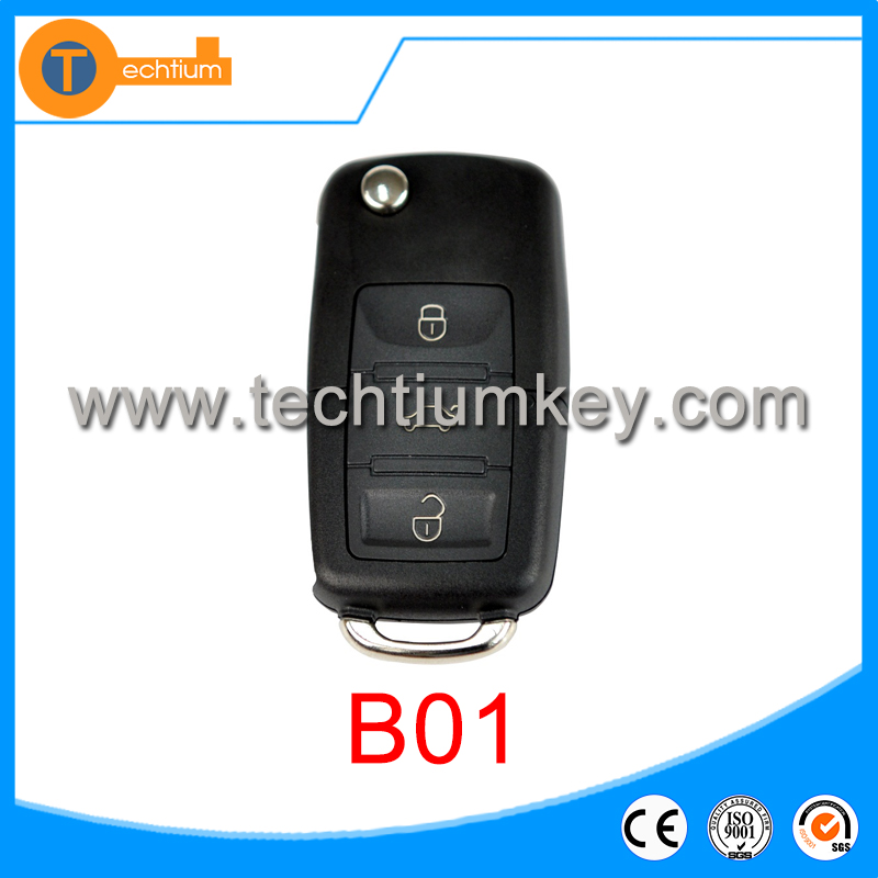 High quality Standare remote key B01 3 button remote key for KD300 and KD900 to produce any model remote