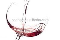 Italian red wine export to China