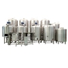 600L microbrewery equipement beer UK brewing supplies