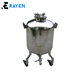 Stainless steel engine oil storage tanks electricity heating tank edible