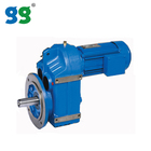 Helical [ Helical Motor ] Helical Helical Gearbox Shanghai Goldgun F Series Parallel Shaft Helical Gearbox With 3 Phase Electric Motor