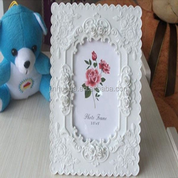 New Products Resin Handmade Picture Photo Frames Designs