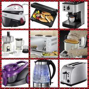Home Electric Appliances, Returns,Overstock, Cancelled Orders, Closeouts, From UK